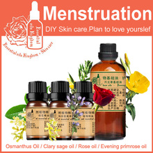 Free Shopping 100% Pure Essential Oil Essential / Clary Sage / Rose / Evening Primrose Oil Of Osmanthus Oil Anti Aging Promote