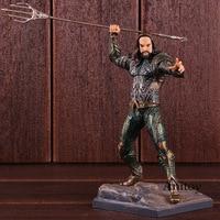 Iron Studios DC Justice League Action Figures Aquaman PVC Collectible Model Toy
