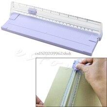 A4 коврик для резки лезвия линейка точность карты бумаги искусство триммер Фото Резак # H029 #