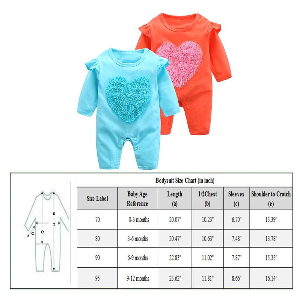 Fairy Baby Newborn Infant Girl Jumpsuit Lace Rose Print Onesie
