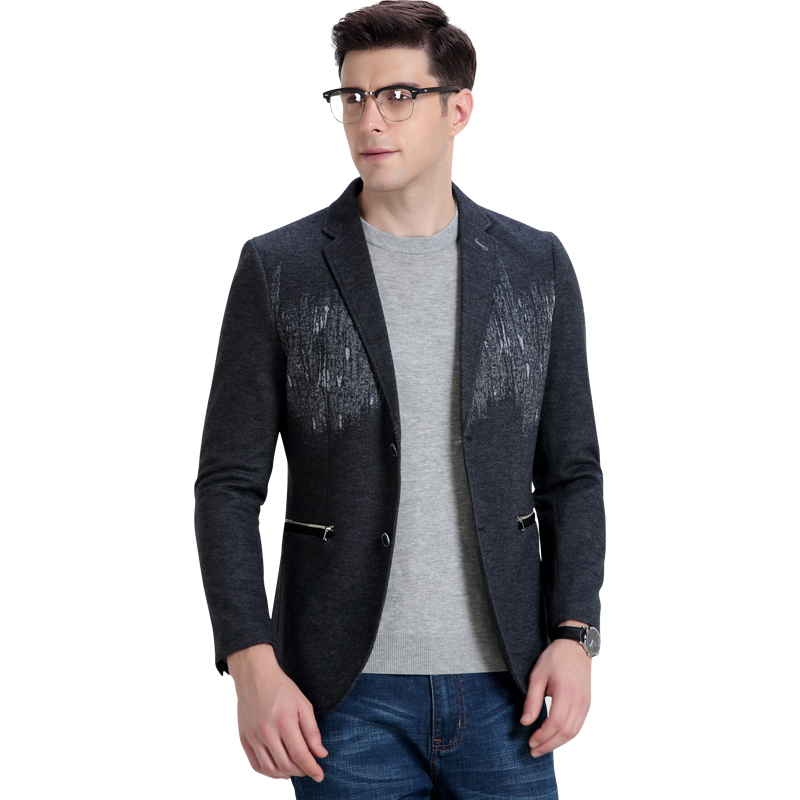 Hodo Men Suit Plus Size Coat Lapel Parka Homme Warm Clothing Jacket Men