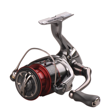 Original SHIMANO STRADIC CI4+ 1000HG 2500HG C3000HG Spinning Fishing Reel 6.0:1 HAGANE Gear X-Ship Saltwater Carp Fishing Reel