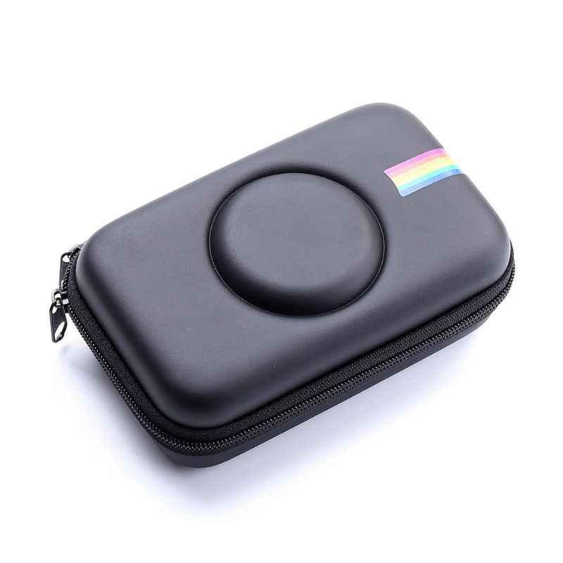 Przenośny Retro futerał ochronny, odporny na wstrząsy, odporne na działanie wody uchwyt pokrowiec dla Polaroid Snap dotykowy aparat