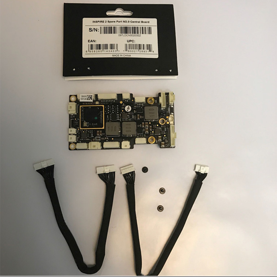 Inspire 2 Part 9 Central Board Drone Original Repair Parts Replacement for DJI Inspire 2