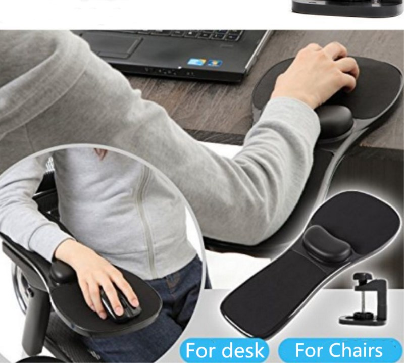 Desk and Chairs 2 in 1 computer hand bracket pad memory cotton bracket wrist mouse pad Support 180 RotatingDesk and Chairs 2 in 1 computer hand bracket pad memory cotton bracket wrist mouse pad Support 180 Rotating