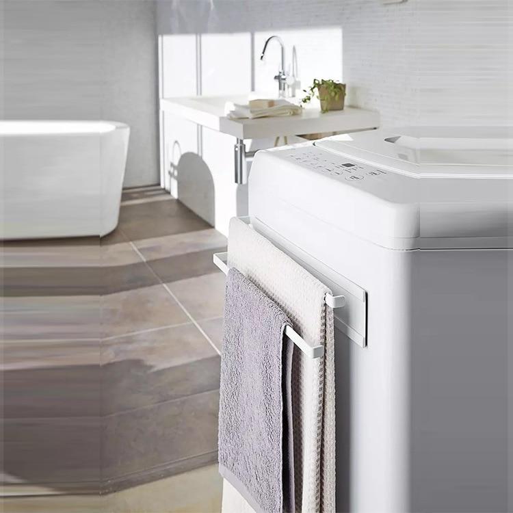 Aliexpress.com : Buy Bathroom Organizer Towel Rack ...