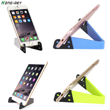 KONG-REY Desktop Phone Tablet Stand Holder For iPad Mini Air Samsung For Iphone 3.5-10.5 inch Lazy Bed Tablet PC Stands Mount цена