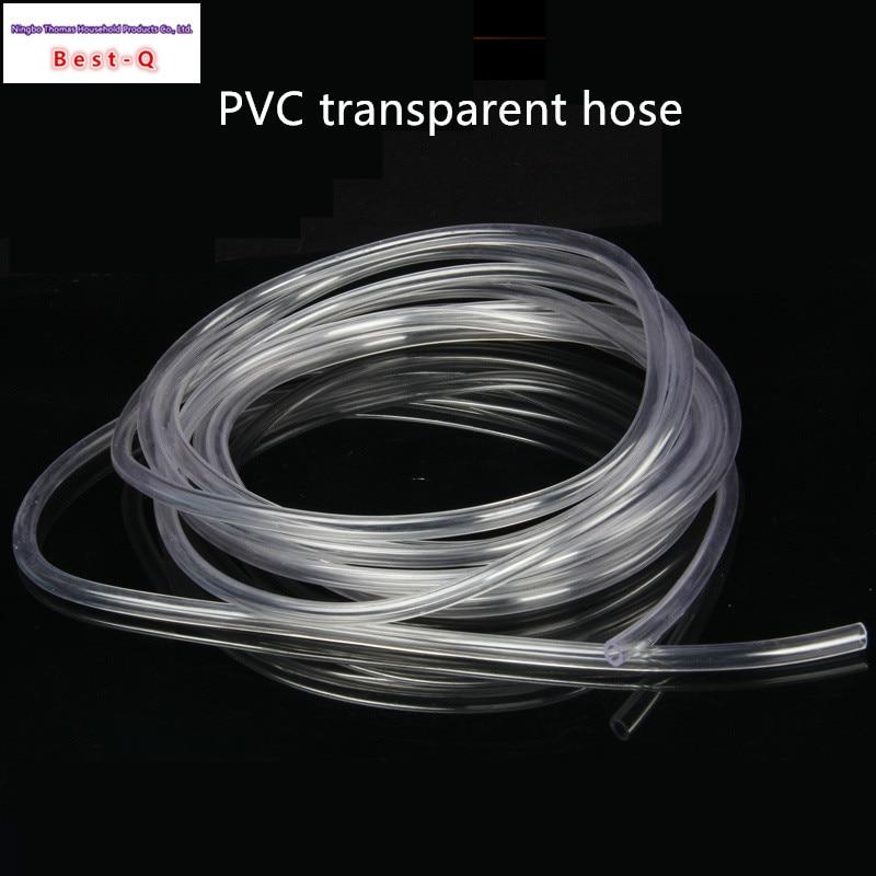 Transporti Falas tubi plastik transparent 6mm-25mm antifriz ofertë - Produkte kopshti