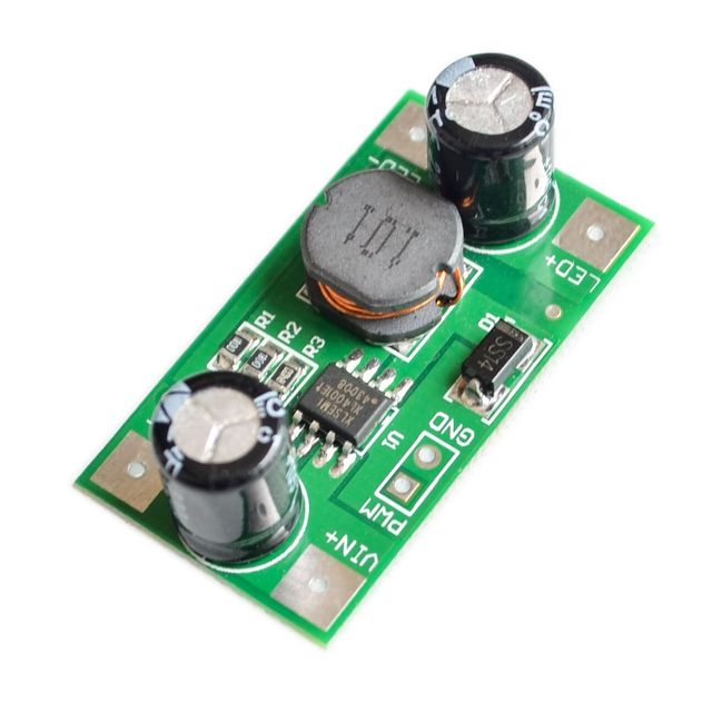 3w 5 35v led driver 700ma pwm dimming dc to dc step down constant rh aliexpress com