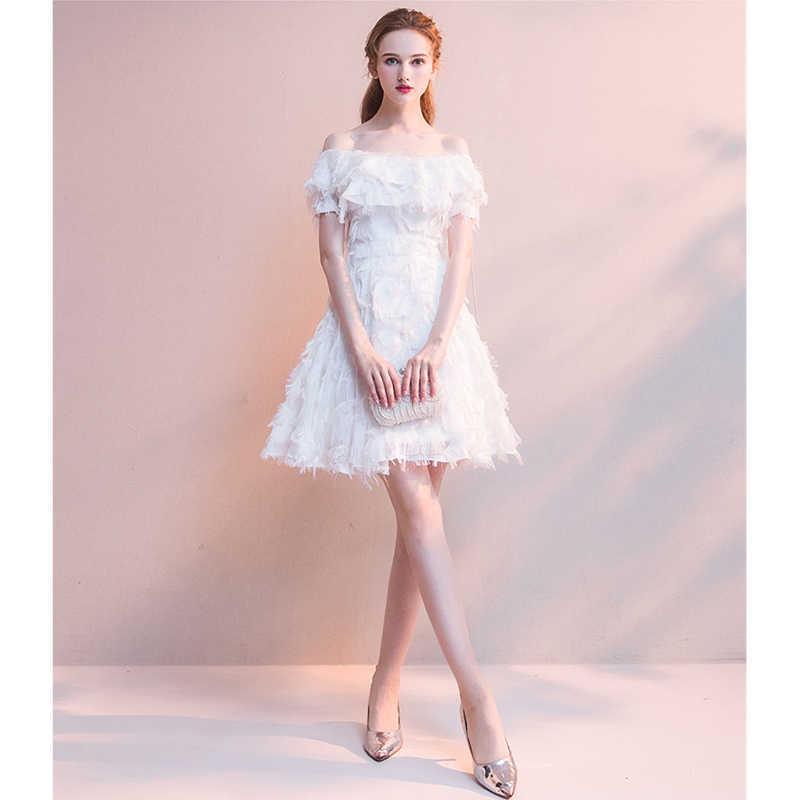 fee86c37de5 ... Это YiiYa коктейльное платье летом Для женщин 2018 вечерние линии по  колено модные дизайнерские Элегантные Короткие ...
