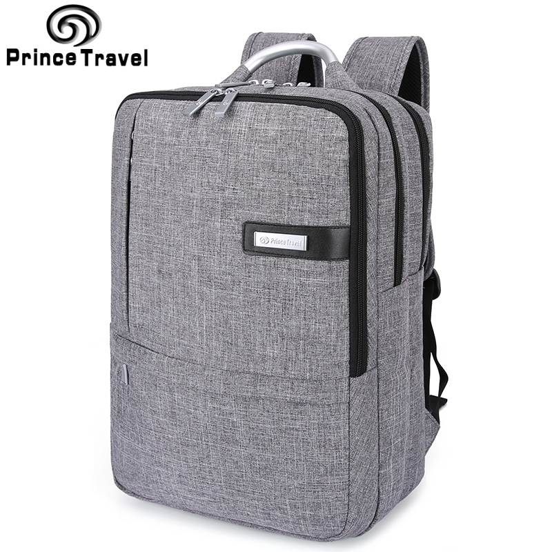 Prince Travel Backpack Official Backpack For Business Oxford Travel Bag School Bag For Teenager Backapcks For 15 16 Inch Laptop image