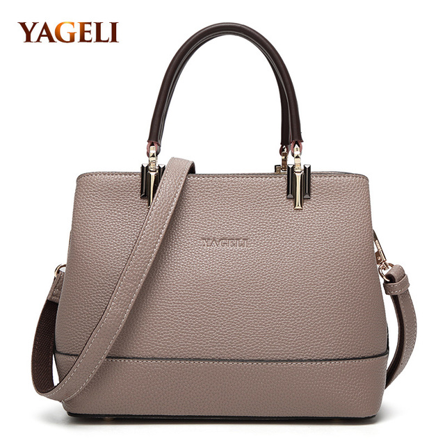 Real Genuine Leather Women S Handbags Luxury Bags Designer Famous Brands Tote Bag High Quality