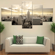 Slike na platnu zalihama 5 panel HD Print modern Modular Wall posters Canvas Art painting For home living room decor