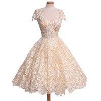 Elegant Lace Dress Sleeveless V Neck Women Dress Party Mini Beige Dresses Casual Cute Summer Spring