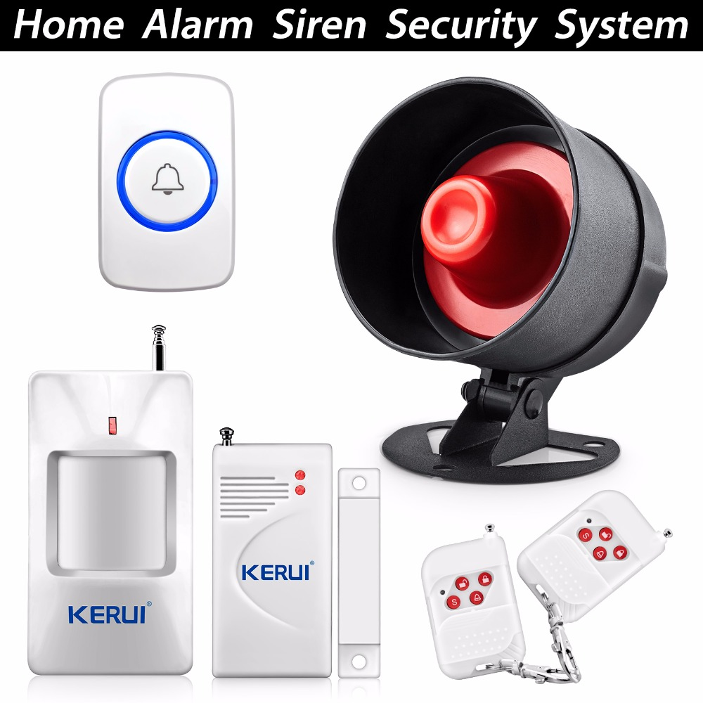 Online Buy Wholesale Install House Alarm From China