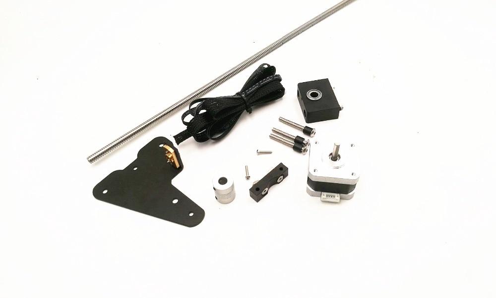 1pcs Universal Dual Z axis For CR 10 3D Printer DIY Upgrade Kit CR 10 Dual
