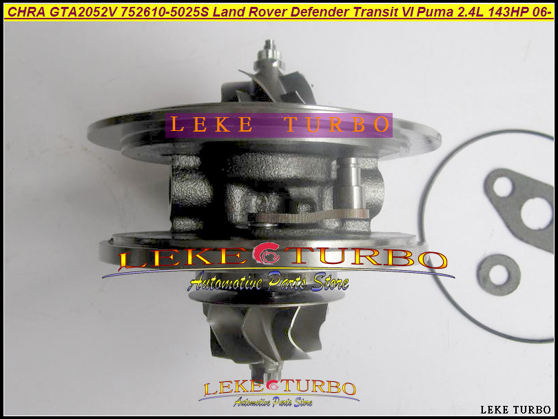 Turbo Cartridge CHRA 752610-5015S 752610-0025 3C1Q6K682FA 752610 For Ford Transit VI For Land Rover Defender DuraTorq 2.4L TDCi цены