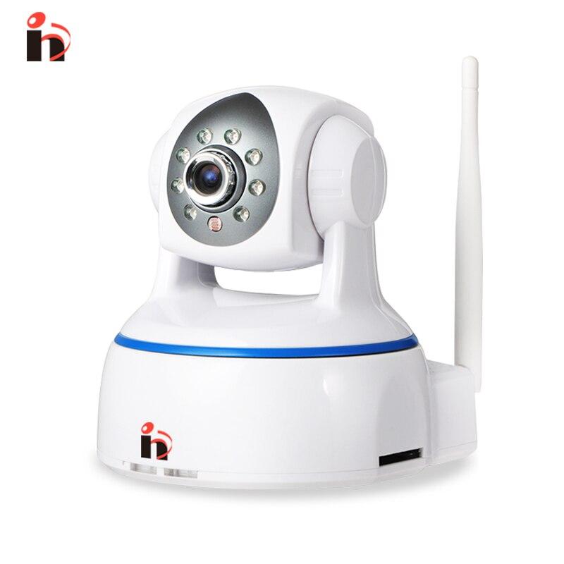 bilder für H WiFi Drahtlose Ip-überwachungskamera 1920*1080 P P2P Pan/Tilt Zwei-wege Audio alarm Onvif IR-Cut SD TF Karte pflege baby