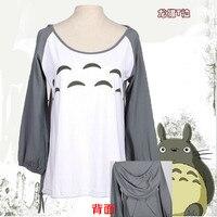 2014 Newest Daily Fashion Cosplay Costume My Neighbor Totoro Tonari no Totoro Hoodie Coat Free Shipping