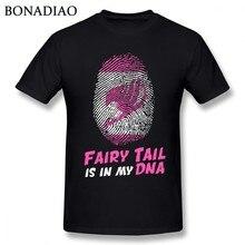Fairy Tail T-shirt z nadrukiem Novely Dragon Cry Slayer T-shirt z grafiką eteryczny Natsu Dragneel Anime koszulka Harajuku