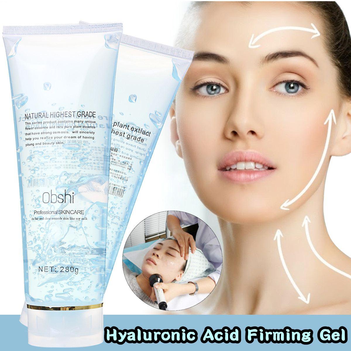280 ml Ultrasonic RF Máquina Hidratante Gel Creme Injetar Gel Massageador Dispositivo Da Beleza Levantamento Aperte Rejuvenescimento Slimming Do Corpo