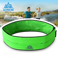 Multifunction Marathon Outdoor Sports Running Waist Bag Belt Yoga Pockets For Mobile Phone Unisex Gym Bags