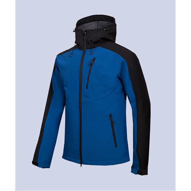Dropshipping Mens Winter Softshell Fleece Jackets Outdoor Sportswear Coat Hiking Trekking Camping Skiing hunting clothes jacket