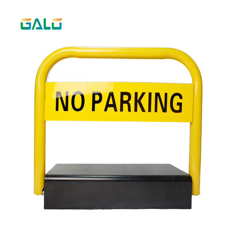 Home Garage Use Parking Lot Barriers /intelligent Car Parking Lock With Anti-theft And Waterproof Function