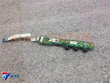 Оригинал для hp dv6z-2000 аудиоразъем плата ж кабель daut3aab6c0