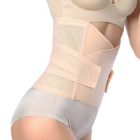 New Postpartum Belt Maternity Belt Slim Belly Belt Band Postpartum Body Recovery Shapewear Slimming Underwear Waist Trainer Belt