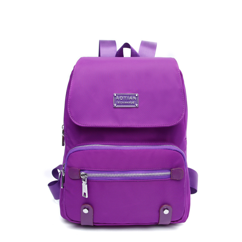 2017 Fashion Women Backpacks nylon School Bags For Teenagers Girls Shoulder Bag Travel Bagpack Bolsas Mochilas