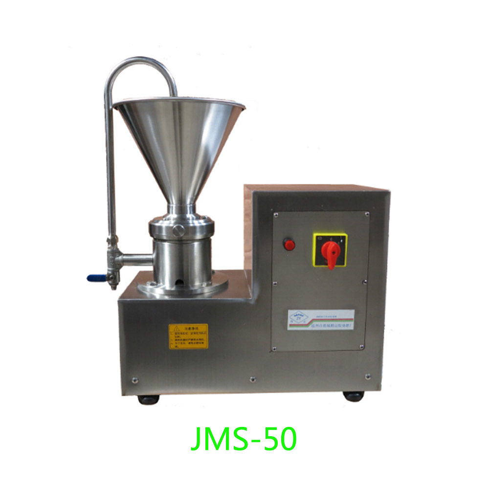 colloid mill grinder, peanut butter maker machine, sesame paste grinder,nut butter making machine pop high capacity peanut butter processing making machine