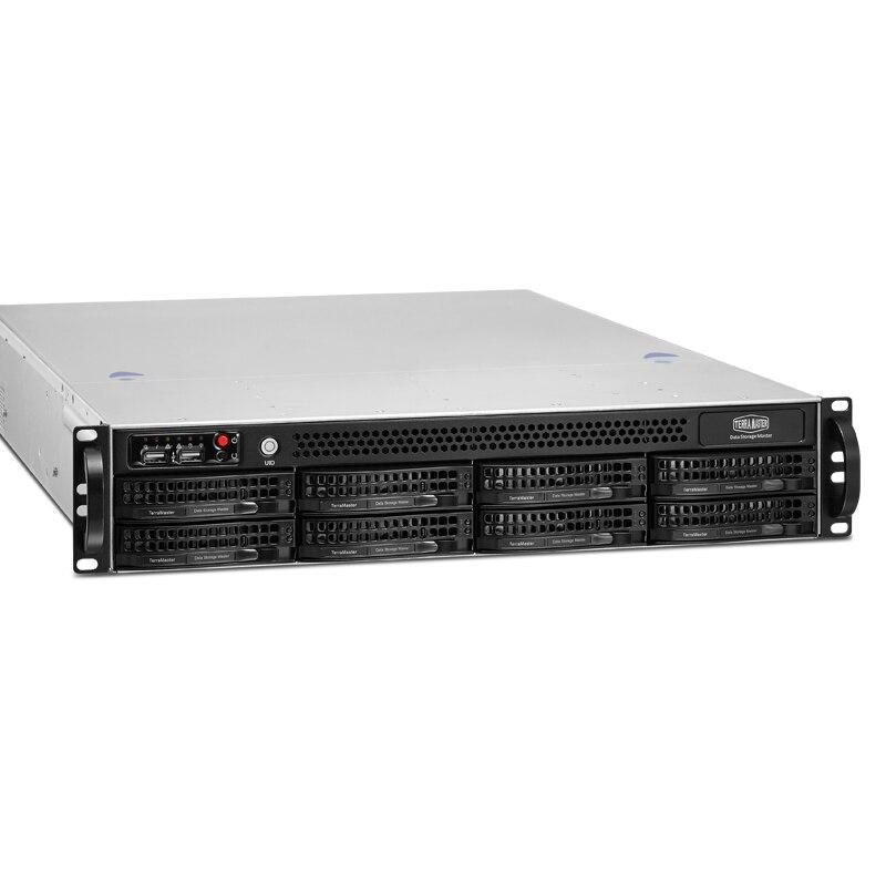 Leistungsstarke 8bay vernetzt lagerung server I5 quad-core CPU 8Gb DDR und 4Gigabit netzwerk Unternehmen-klasse NAS mit Raid funktion