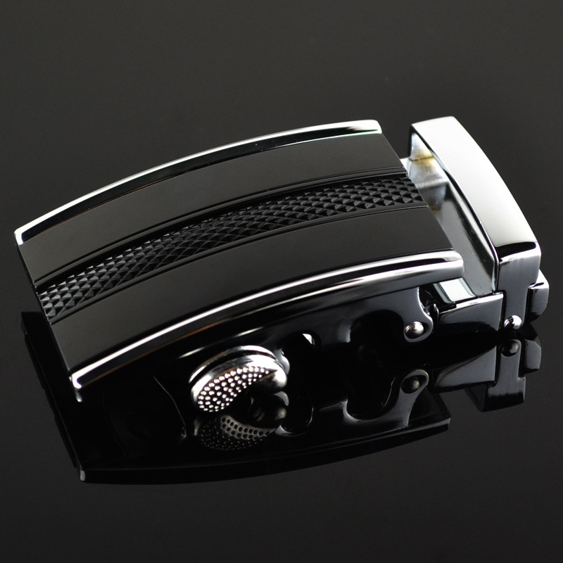 New Luxury Brand Famous Designer Belts Automatic Buckle For 3.5cm Leather Belt High Quality Men Fashion Gifts For Men LY125-0112