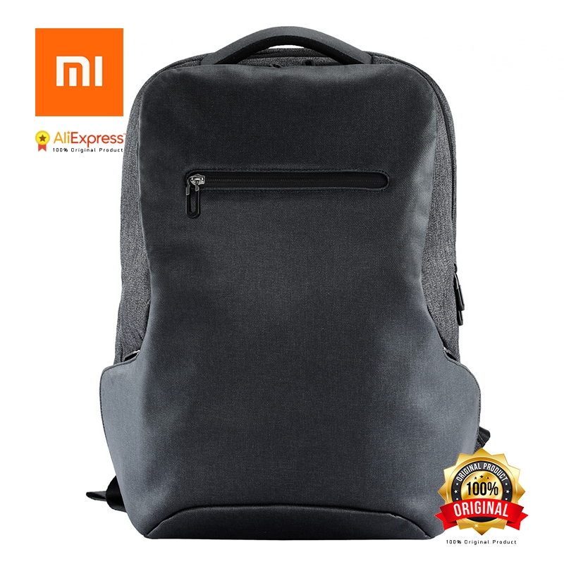 Original Xiaomi Backpack Business Travel 26L Multifunctional Classic Xiaomi Shoulder Bag Pack for Mi Drone 15.6 inch Laptop original xiaomi 4k drone bag backpack multi functional business travel backpacks with 26l for 15 6 inch computer laptop mi drone