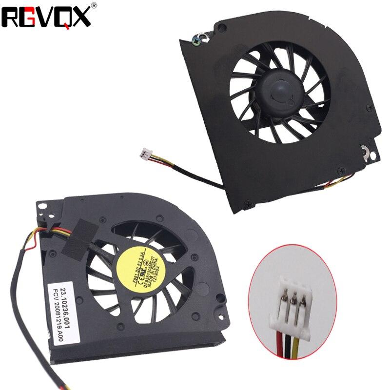 Вентилятор охлаждения для ноутбуков Acer Aspire, кулер для процессора Acer Aspire 5930G 5930 TM5520 TM5530 TM5710 5100 5520G PN: DFS551305MC0T