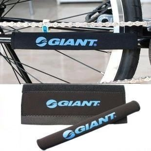 1PCS High Quality Giant  Road MTB Bike Guard Cover Pad Bicycle Accessories Cycling Chain Care Stay Posted Protector  Nylon Pad