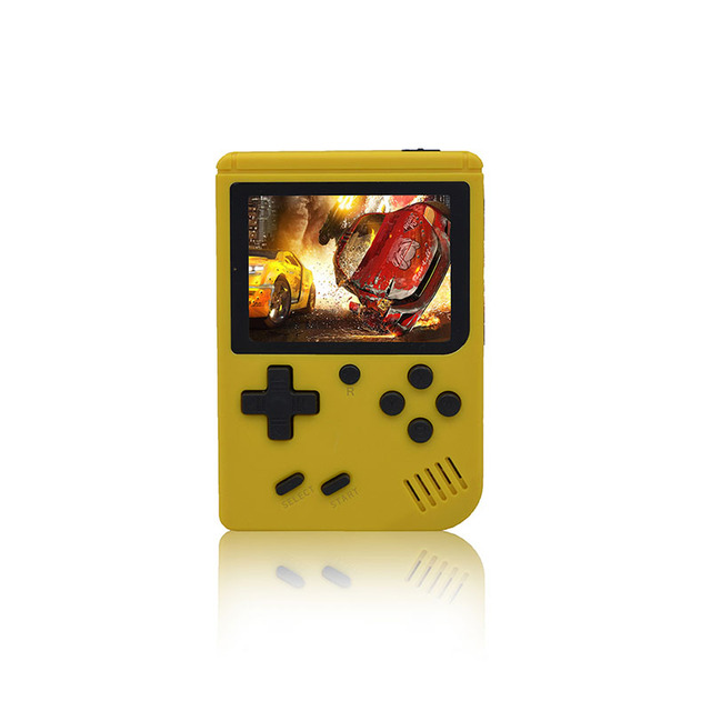 Mini Retro Handheld Game Player