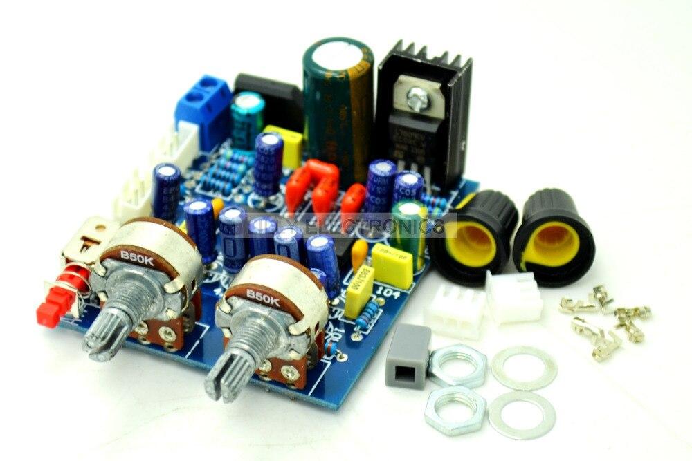 Placa do Módulo do Processador Sadio da Olá-definição do Áudio de Fhz Bbe Ba3884