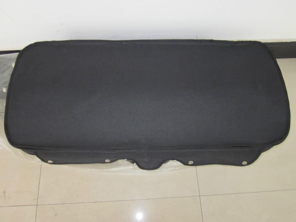 Pro. Drvena dvokrevetna kutija za dvostruku violinu / - Glazbeni instrumenti - Foto 2