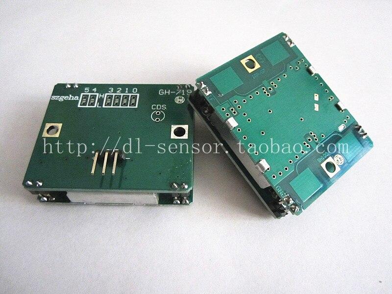 Doppler microwave mobile sensor module GH719 GH-719 doppler doppler 74660fgp yellow