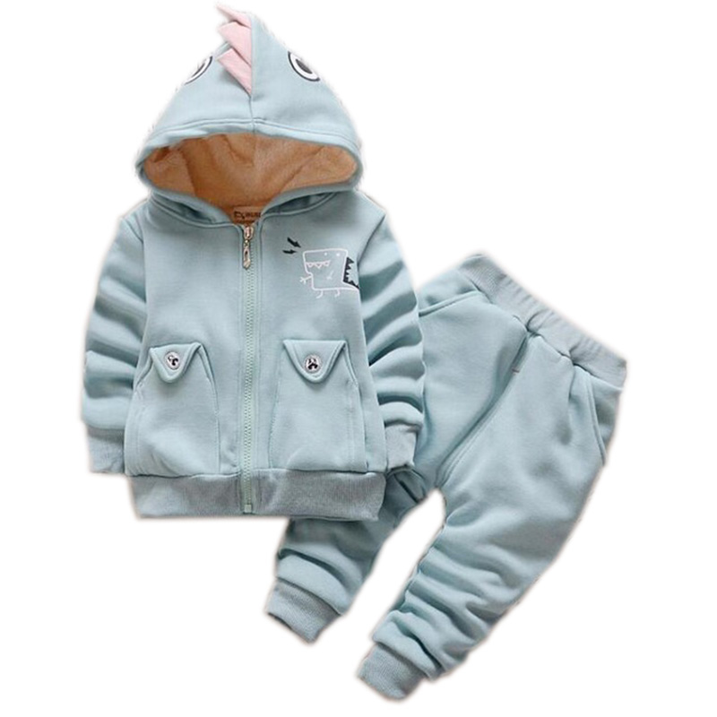 2017 Baby Girl Clothes Autumn Thicken Baby Girls Clothing Set Kids Winter Warm Clothes Children Girl Sport Suit Toddler 2pcs Set favourite торшер favourite kombi 1704 1f