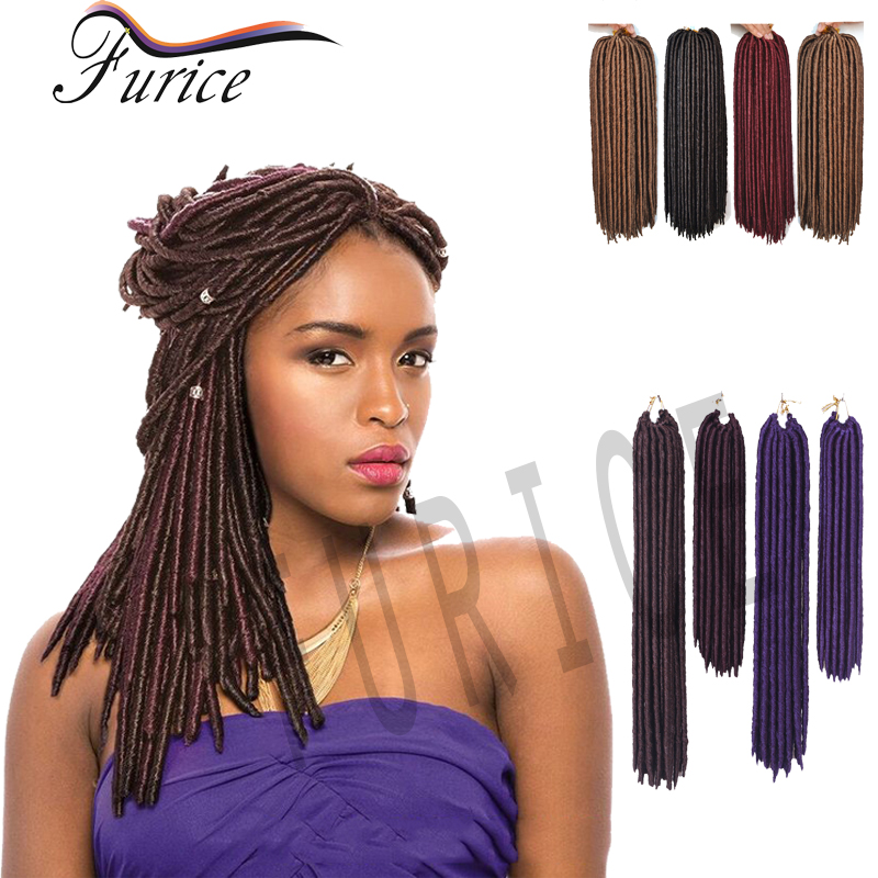Crochet Goddess Faux Locs : ... Faux Locs Crochet Hair Extension 18inch Crochet Braids Goddess Faux