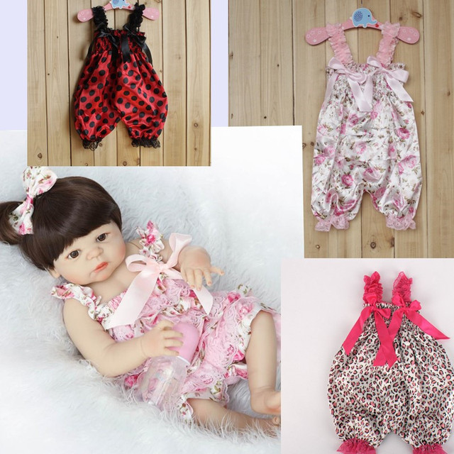 2013c9483165 cute summer clothes for baby girl silicone reborn baby doll 55cm ...