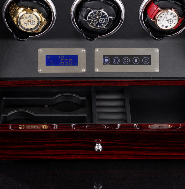 Wooden-Quad-Automatic-Watch-Winder-Storage-Boxes (3)