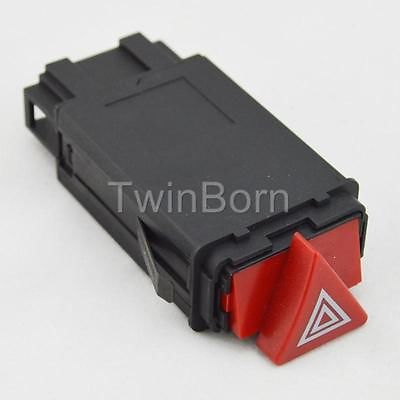For AUDI A4 S4 98-02 B5 HAZARD WARNING LIGHT SWITCH 8D0941509H Emergency 00 01