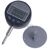 0 01mm 0 0005 Range 0 12 7mm 1 Gauge Digital Dial Indicator Precision Tool Y103