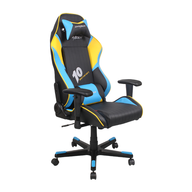 Computer Chairs For Gaming Kids Table And Chair Set Ikea Dxracer Df53 Renault Seat Fashion Esports Office Pu Heigh Quality Level Free Shiping
