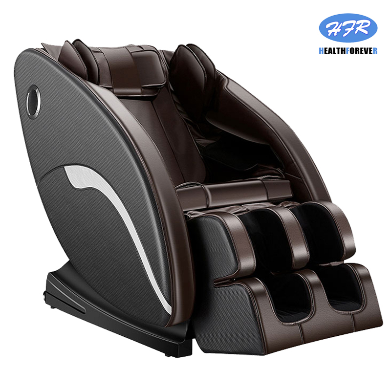 HFR-888-2L power supply price used 3d foot shiatsu cheap electric full body massage chair 4d zero gravity massage chair
