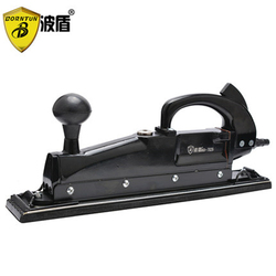 Borntun Pneumatic Air Orbital Reciprocating Sander Polisher 445mm*70mm Polishing Sanding Buffing Metal Wood Floor Machine Tools